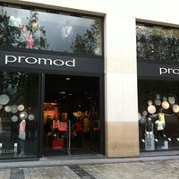 Photo taken at Promod - Champs Elysées by Yasser A. on 4/20/2012