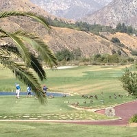 Photo taken at Angeles National Golf Club by Arsineh D. on 6/29/2012