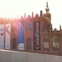 Foto tomada en CaixaForum Barcelona por Valerio S. el 5/14/2012