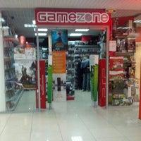 Photo taken at Game Zone by Ferreira on 9/5/2012