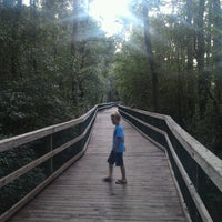 Photo taken at Turkey Creek Nature Trail by Ed P. on 8/23/2012