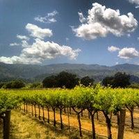 Photo taken at Grgich Hills Estate by Pete M. on 5/26/2012