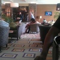 Photo taken at Four Points by Sheraton Lagos by Ademola O I. on 4/22/2012
