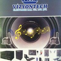Photo taken at Vizyontech Elektronik by Mustafa O. on 5/10/2012