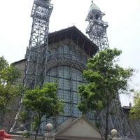 Foto tomada en Museo Universitario del Chopo por Esteban B. el 5/5/2012
