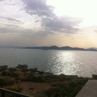 Photo taken at Φοίνικας Πειραιά by Maria T. on 4/24/2012