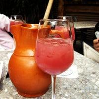 Photo taken at Mompou Tapas Bar & Lounge by Leslie on 7/25/2012
