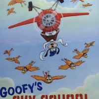 Photo taken at Goofy's Sky School by Yolanda M. on 2/20/2012