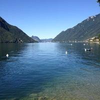 Foto scattata a Lago di Lugano da Gerrit S. il 7/18/2012