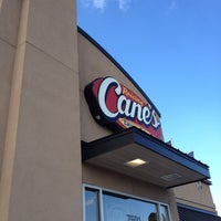 Photo taken at Raising Cane's Chicken Fingers by Blake S. on 6/13/2012
