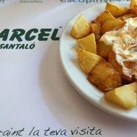 Foto tomada en Marcel Santaló Café-Bar por Mamen M. el 9/6/2012