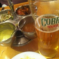Photo taken at Muhib Indian Restaurant by Ben B. on 4/28/2012