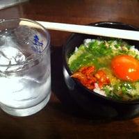 Photo taken at 炭焼き焼酎 宝 新橋烏森口店 by Masaki M. on 7/20/2012