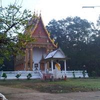 Photo taken at วัดมะปราง by suraruk c. on 2/4/2012