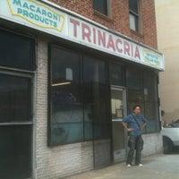 Photo taken at Trinacria Macaroni Works by Kim F. on 3/29/2012