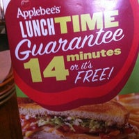 Photo taken at Applebee's by Rex C. on 3/29/2012