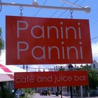 Photo taken at Panini Schamini by Melanie C. on 9/3/2012
