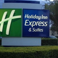 Photo taken at Holiday Inn Express & Suites Ft. Lauderdale Airport/Cruise by Rory C. on 7/12/2012