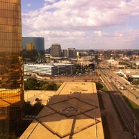 Photo taken at DoubleTree by Hilton Hotel Dallas - Campbell Centre by Stephen P. on 8/30/2012