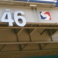 Photo taken at SEPTA MFL 46th Street Station by Tanya S. on 6/8/2012