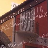 Photo taken at Caffé Piazzetta by Thomas W. on 7/14/2012