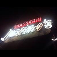 Photo taken at Justine's Brasserie by Niklas L. on 3/11/2012