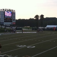 Photo taken at North Forsyth High School by Debbie on 8/17/2012