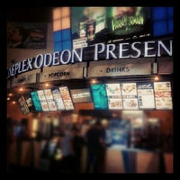 Photo taken at Cineplex Cinemas Queensway & VIP by Lada on 8/1/2012