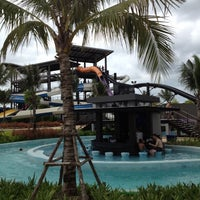 Photo taken at Black Mountain Waterpark by Anupong M. on 7/25/2012