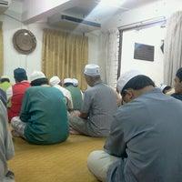 Photo taken at Surau Al-Furqan by 파이살 on 7/25/2012