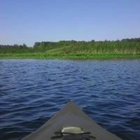 Photo taken at Sugarloaf Lake by Alexandra D. on 8/22/2012
