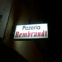 Photo taken at Pizzeria Rembrandt by Yago M. on 8/23/2012