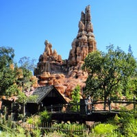 Photo taken at Big Thunder Mountain Railroad by Sean M. on 8/23/2012