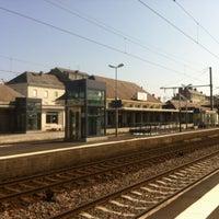 Photo taken at Gare SNCF de Saumur by Olivier L. on 3/23/2012