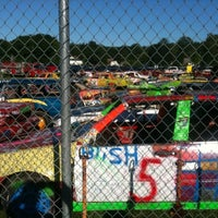 Photo taken at Columbia County Fair by Scott M. on 8/29/2012