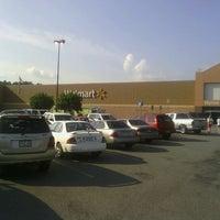 Photo taken at Walmart Supercenter by Brenson M. on 8/2/2012