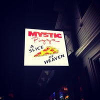 Photo taken at Mystic Pizza by Sean L. on 5/27/2012