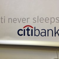 Photo taken at Citibank by Daria Oborotova on 3/16/2012