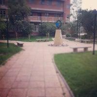Photo taken at Universidad Tecnológica Metropolitana - Campus Macul by Ignacio M. on 4/24/2012