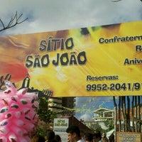 Photo taken at Sítio São João by Karla L. on 6/23/2012