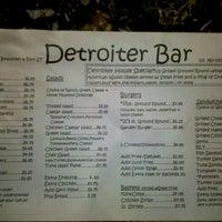 Photo taken at Detroiter Bar/Malaka's by David K. on 4/18/2012