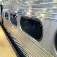 Photo taken at Newark Penn Station - Track 1 by Andrew on 6/14/2012