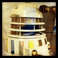 Das Foto wurde bei Science Fiction and Horror Gallery and Hall of Fame von Koven S. am 6/30/2012 aufgenommen