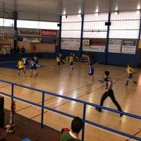 Photo taken at Pavello Basquet Cornella by Jesus N. on 2/26/2012