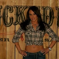 Photo taken at Bucked Up Music Park by Kristy P. on 2/18/2012