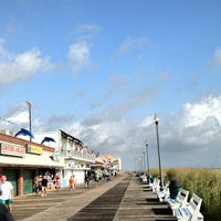 Photo taken at Rehoboth Beach Boardwalk by Chris C. on 9/8/2012