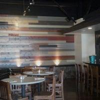 Photo taken at Falafel Bar by Nancy S. on 8/4/2012