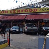 Photo taken at Jesse Taylor Seafood by Diana J. on 8/13/2012