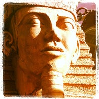 Photo taken at Revenge of the Mummy - The Ride by Rachel Y. on 9/8/2012