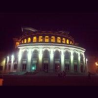 Снимок сделан в Площадь Свободы пользователем Sofulikk . 7/5/2012